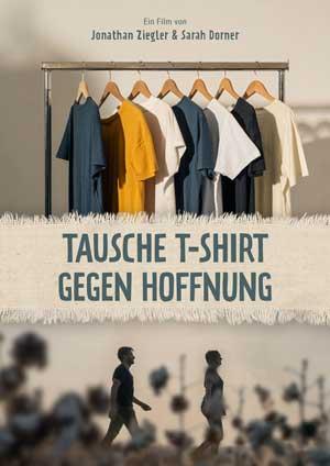 Cover Tausche T-Shirt gegen Hoffnung