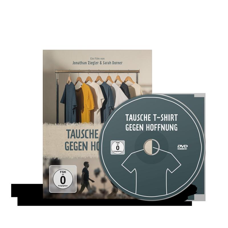 DVD Tausch T-Shirt gegen Hoffnung