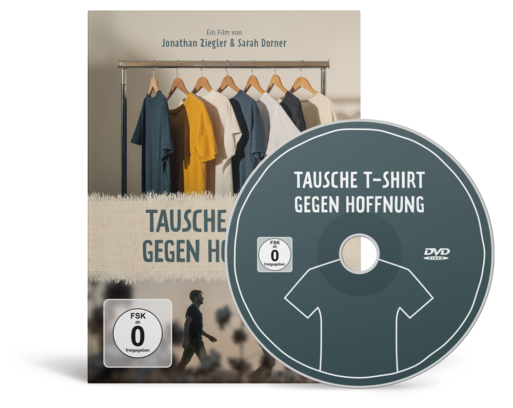 DVD Doku faire Mode Tausch T-Shirt gegen Hoffnung
